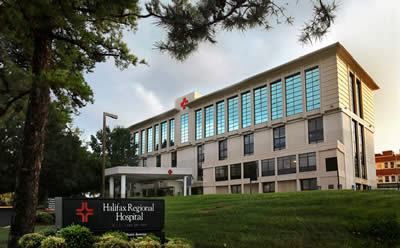 Halifax Regional Hospital, hospital expansion, healthcare construction